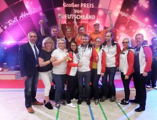 3x Treppchenplätze beim Großen Preis von Deutschland 2018