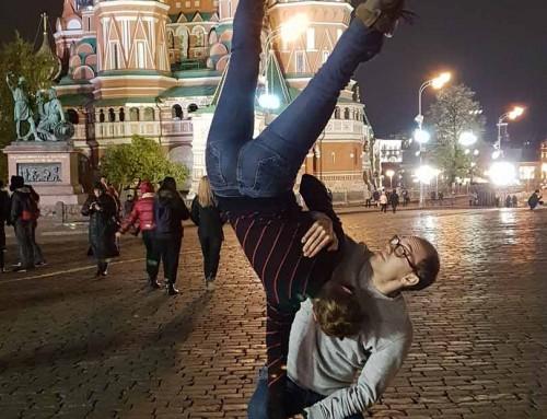 World-Cup Boogie-Woogie in Moskau – eine Erfolgsgeschichte