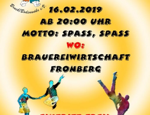 Silvesterparty und Faschingsparty