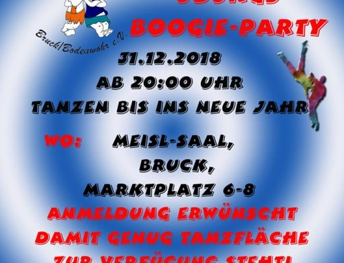 Silvester-Party 2018
